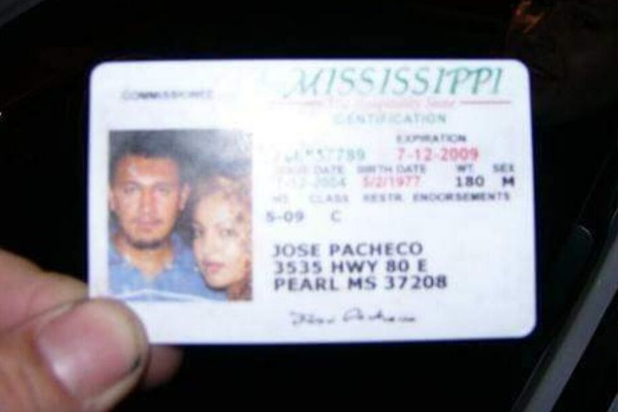 bad fake id