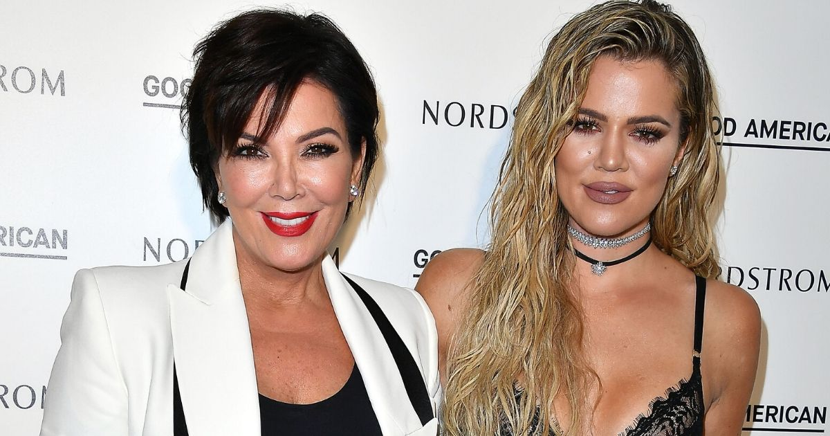 Kris Jenner and Khloe Kardashian attend Good American Launch Event in 2016