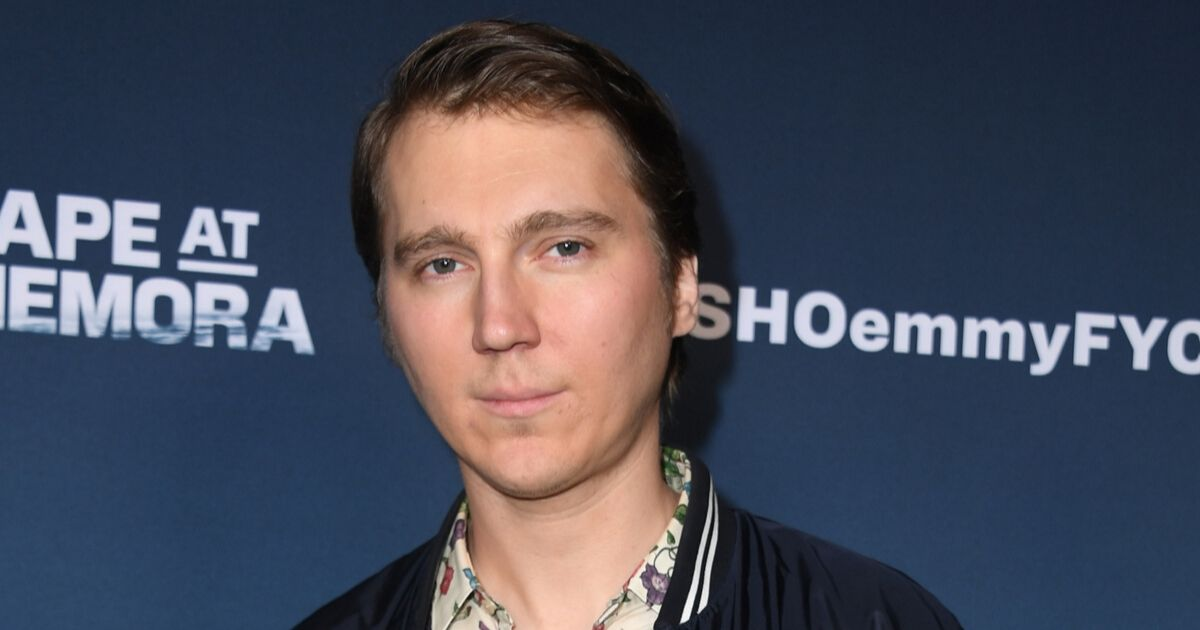 Paul Dano attends the For Your Consideration red carpet event for the Showtime limited series
