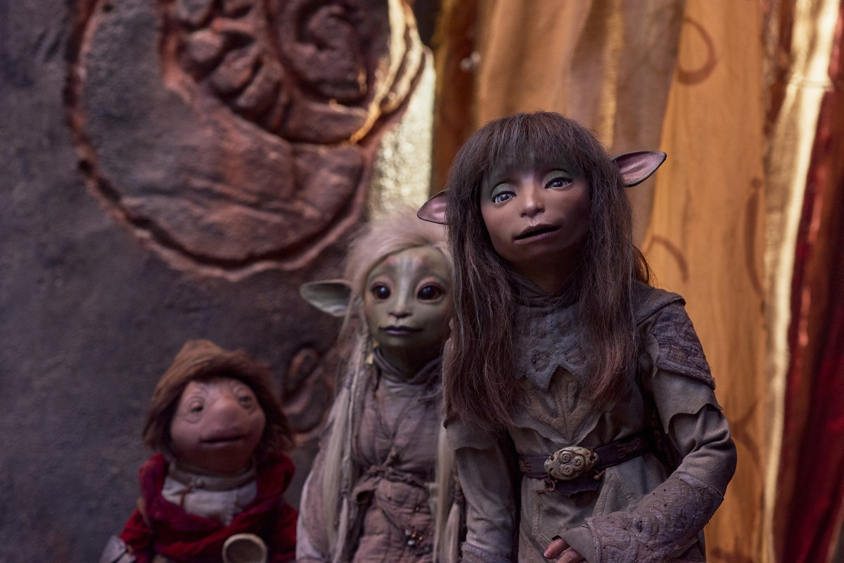 the dark crystal was never supposed to be kid friendly