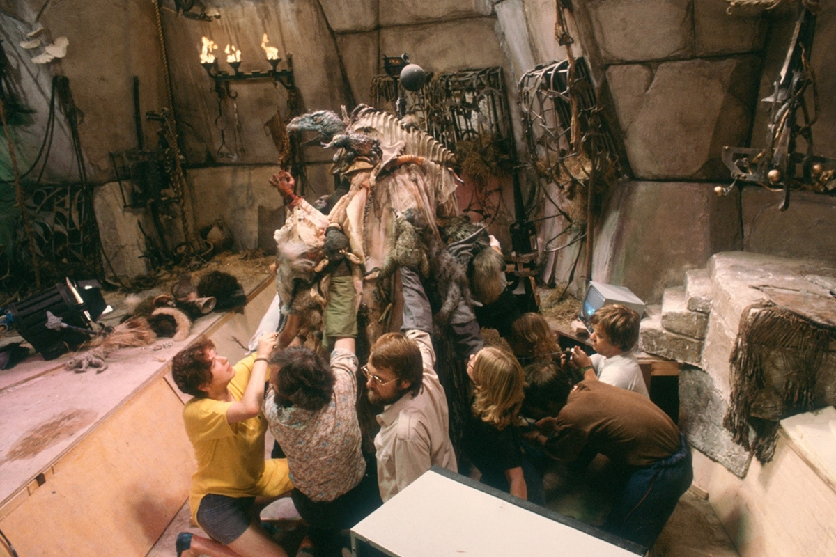 skeksis were designed after the seven deadly sins
