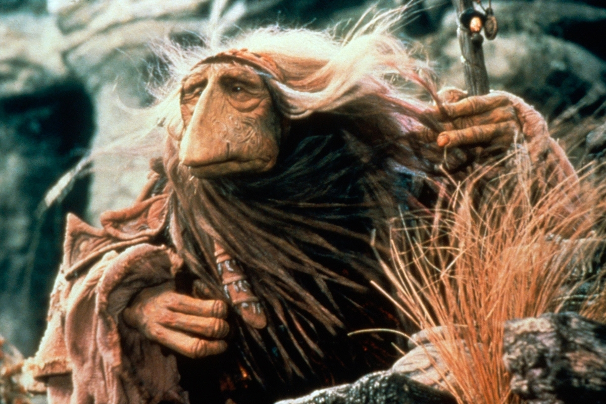 the dark crystal release was funded by jim henson