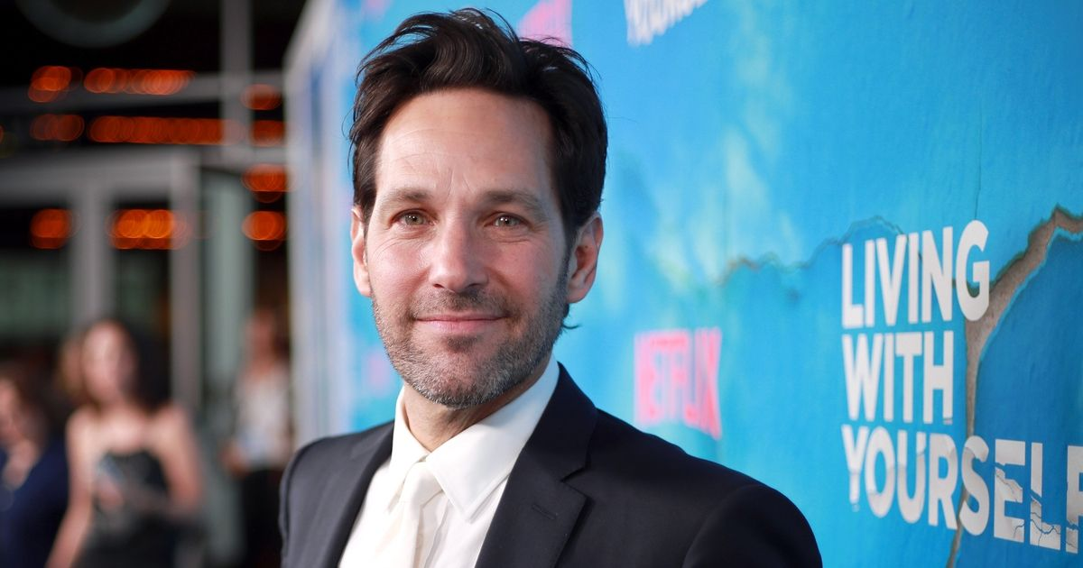 Paul Rudd attends the Premiere of Netflix's