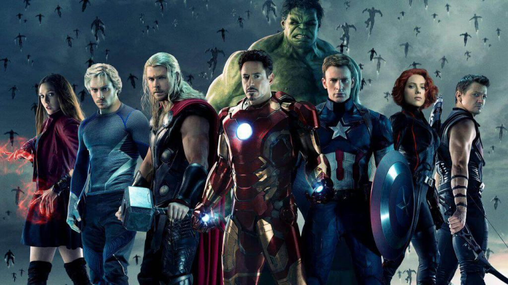 Avengers on Disney Plus
