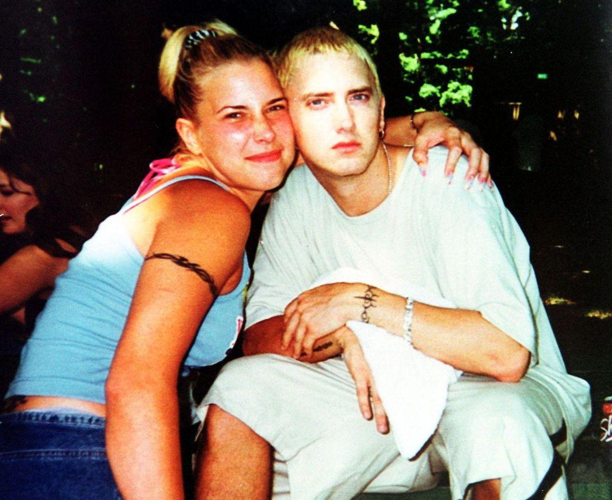Eminem and Kim