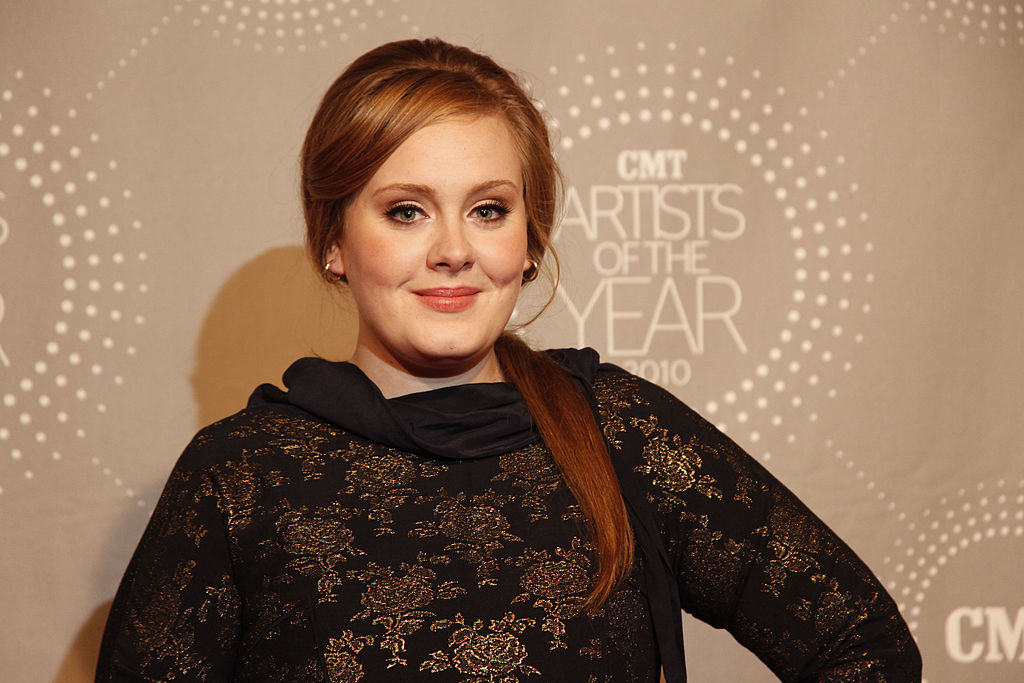 Adele CMT Artists of the Year