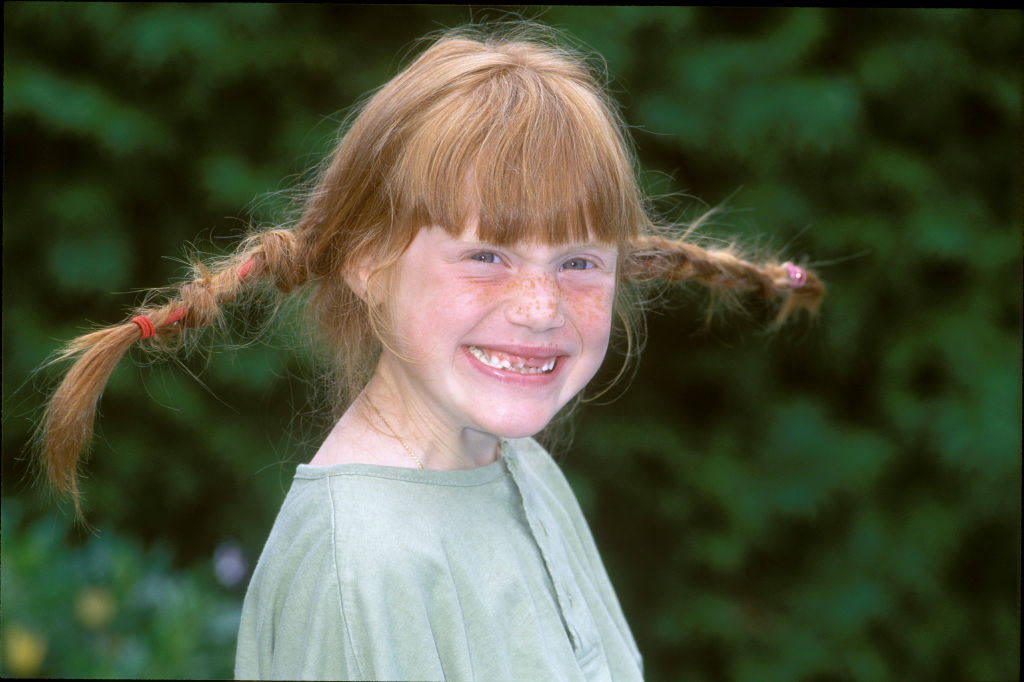 Pippi's Full Name Is Pippilotta Delicatessa Windowshade Mackrelmint Ephraim's Daughter Longstocking