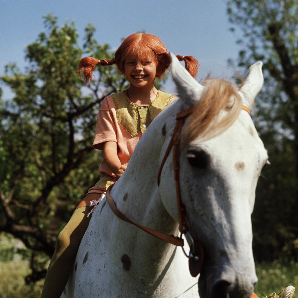 Pippi And Astrid Share Similar Qualities
