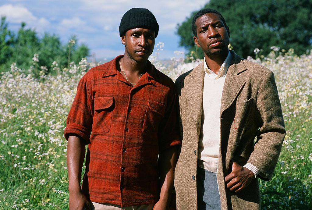 Jimmie Falls and Johnothan Majors in The last Black man In San Francisco