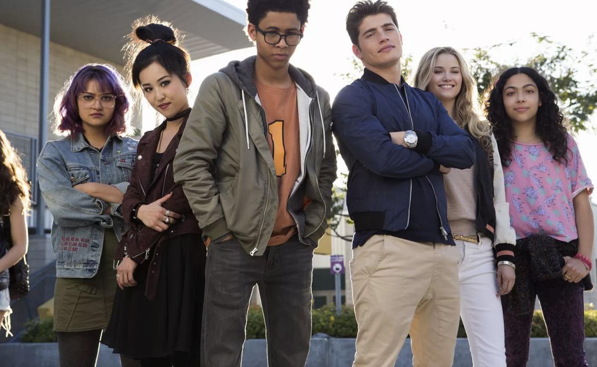 Marvel Runaways on Disney Plus