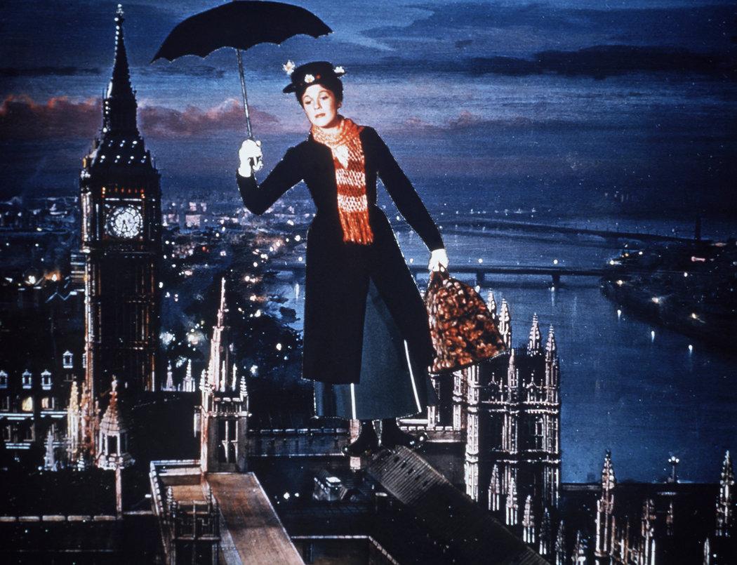 Mary Poppins on Disney Plus