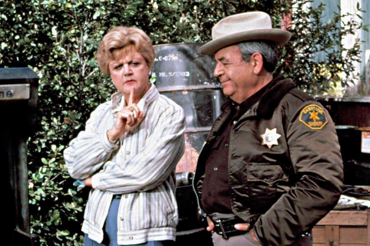 Murder, She Wrote Was a Big Deal