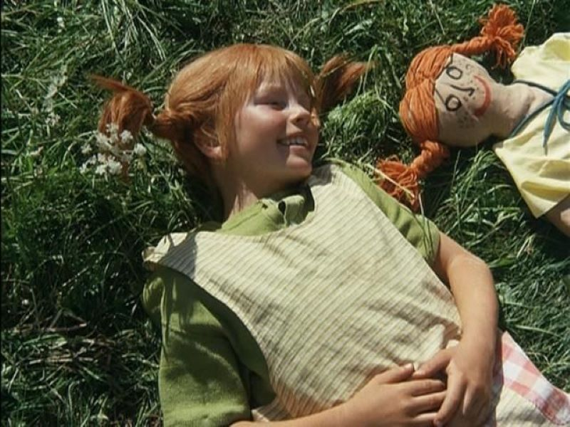 Pippi's Story Is Evergreen