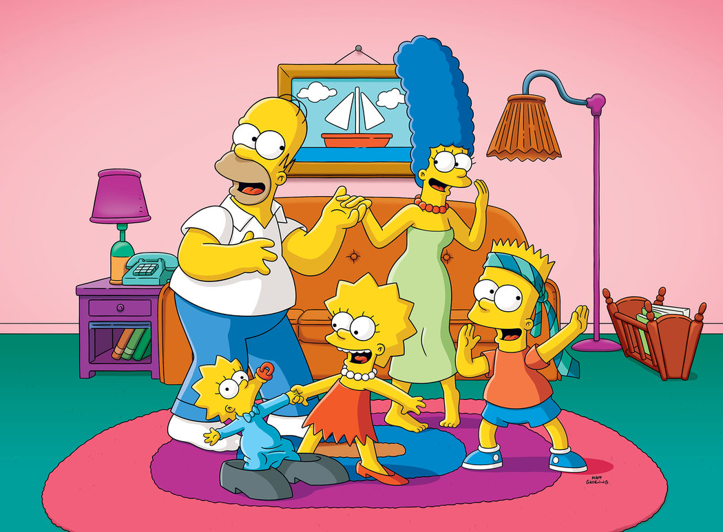 The Simpons on Fox