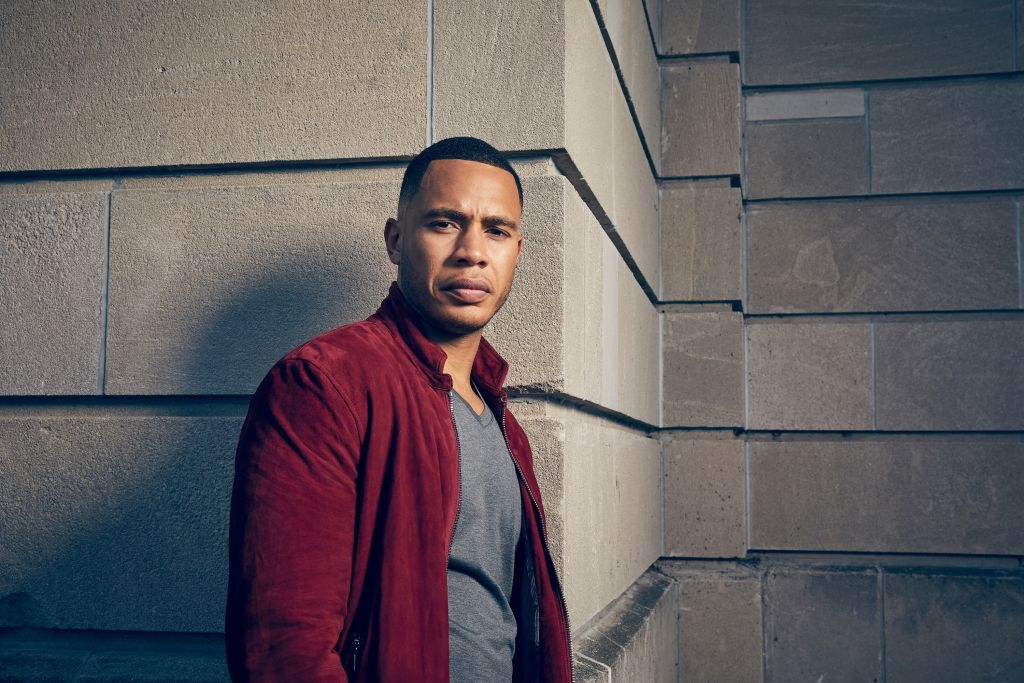 Trai Byers as Andre Lyon in Season 6 of EMPIRE