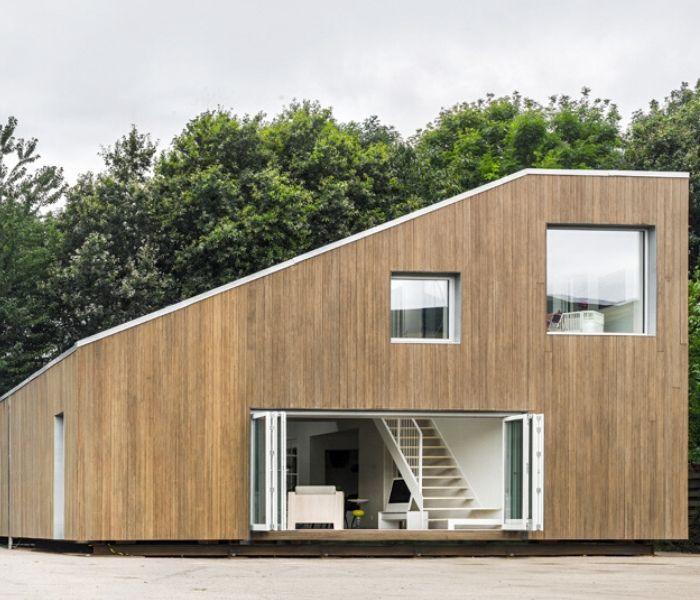 wfh house very modern