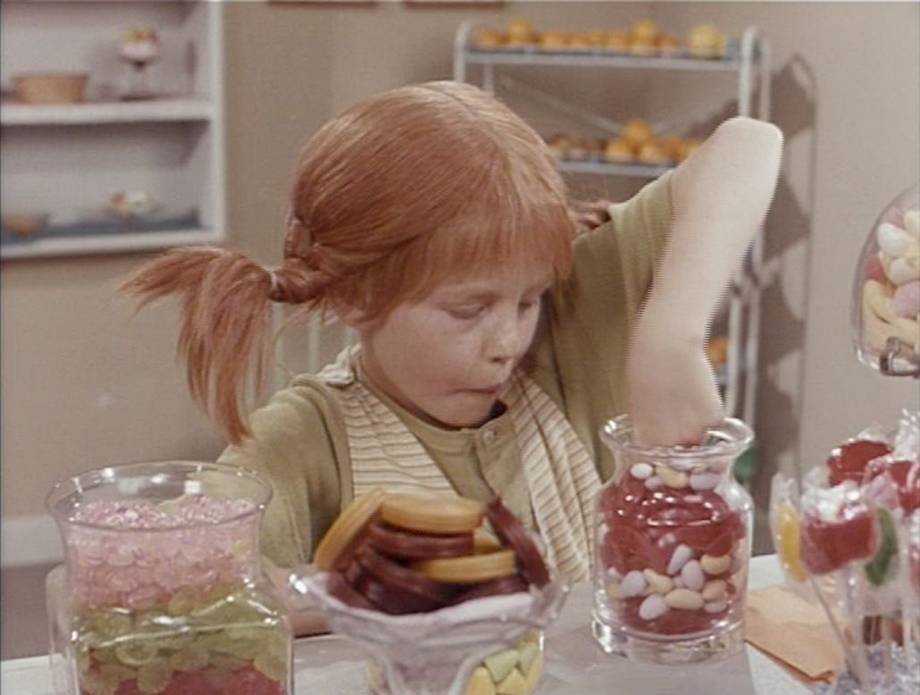 Pippi Is Very Similar To The Scottish Character Peter Pan
