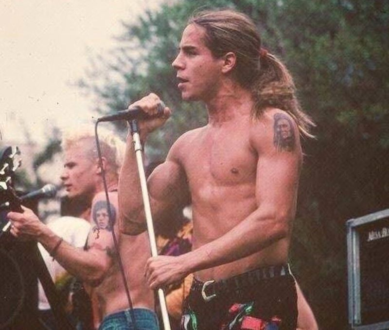 Anthony Kiedis Was Just A Guy From Michigan