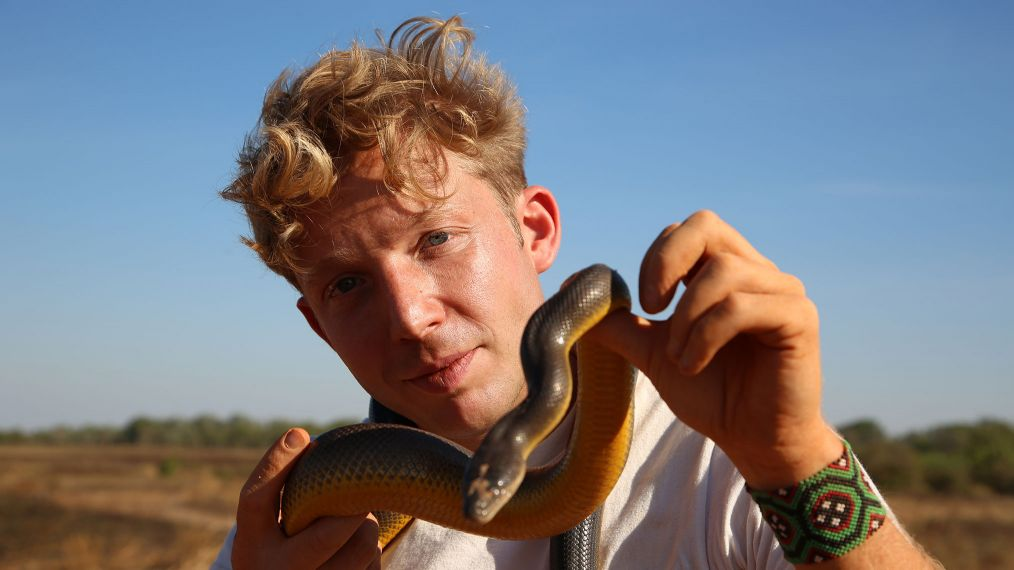Out There With Jack Randall Will Have You Missing Steve Irwin