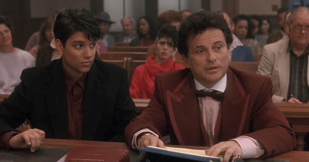 my cousin vinny courtroom scene with joe pesci