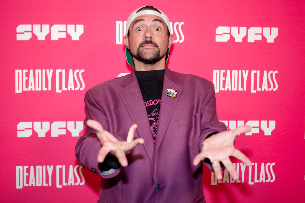 kevin smith 50 in 2020