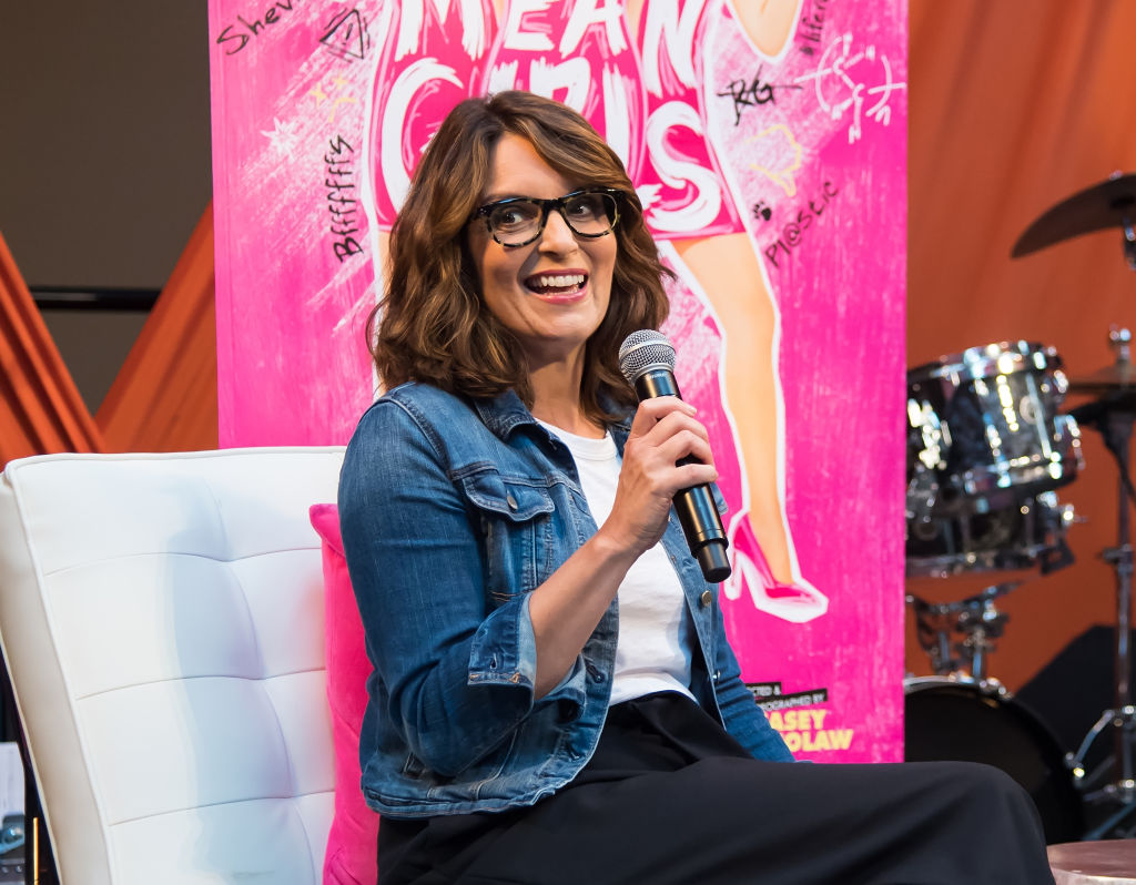 tina fey 50 in 2020