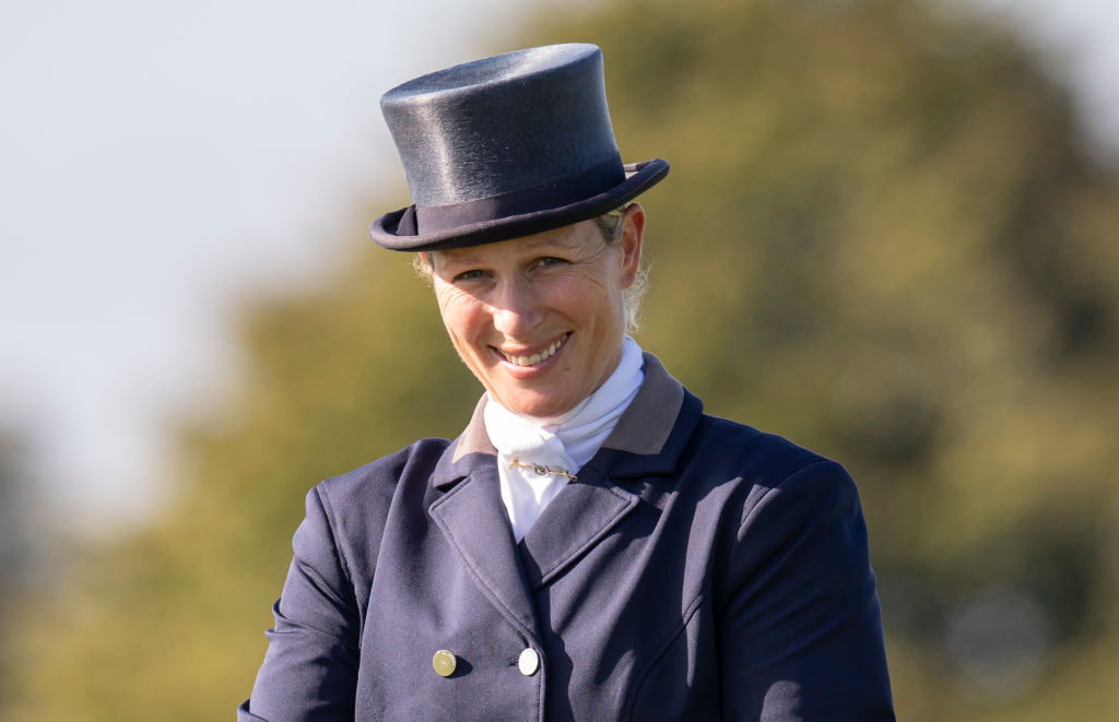 Zara Tindall Is The Director Of A Racecourse