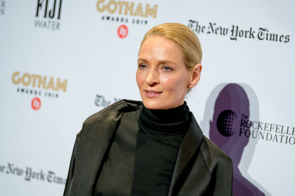 uma thurman 50 in 2020