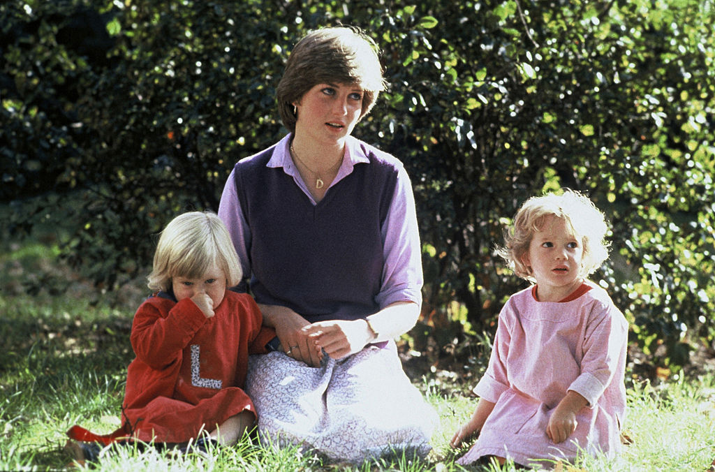 Princess Diana Was A Teaching Assistant