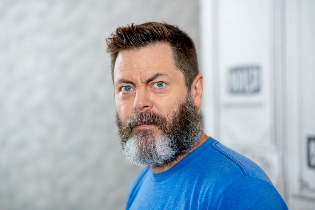 nick offerman 50 in 2020