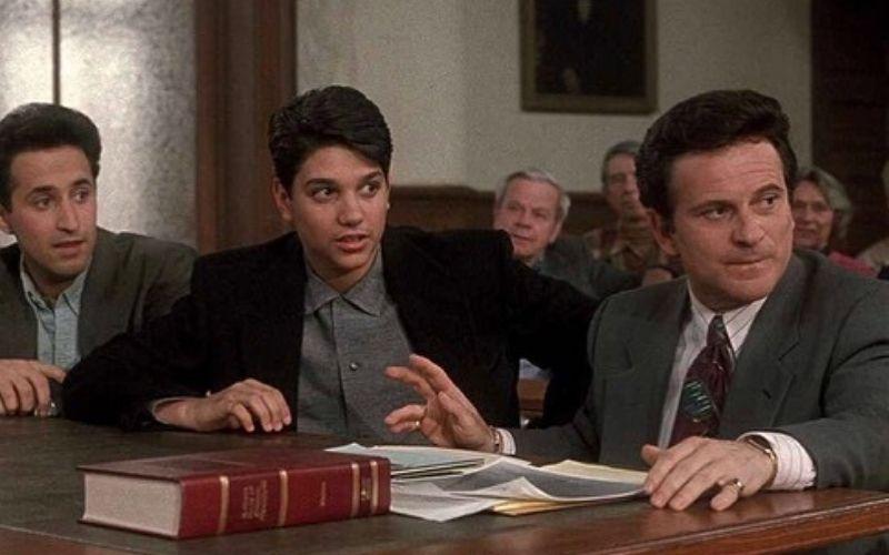 my cousin vinny courtroom scene
