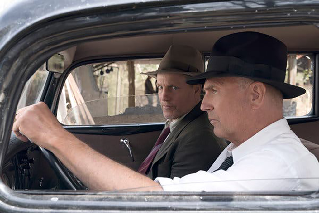 Kevin Costner and Woody Harrelson