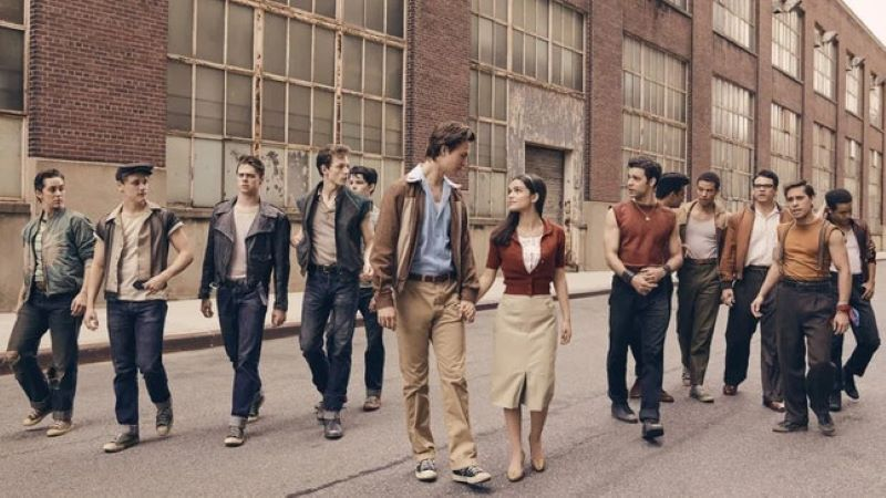 Steven Spielberg + West Side Story = Best Idea Ever