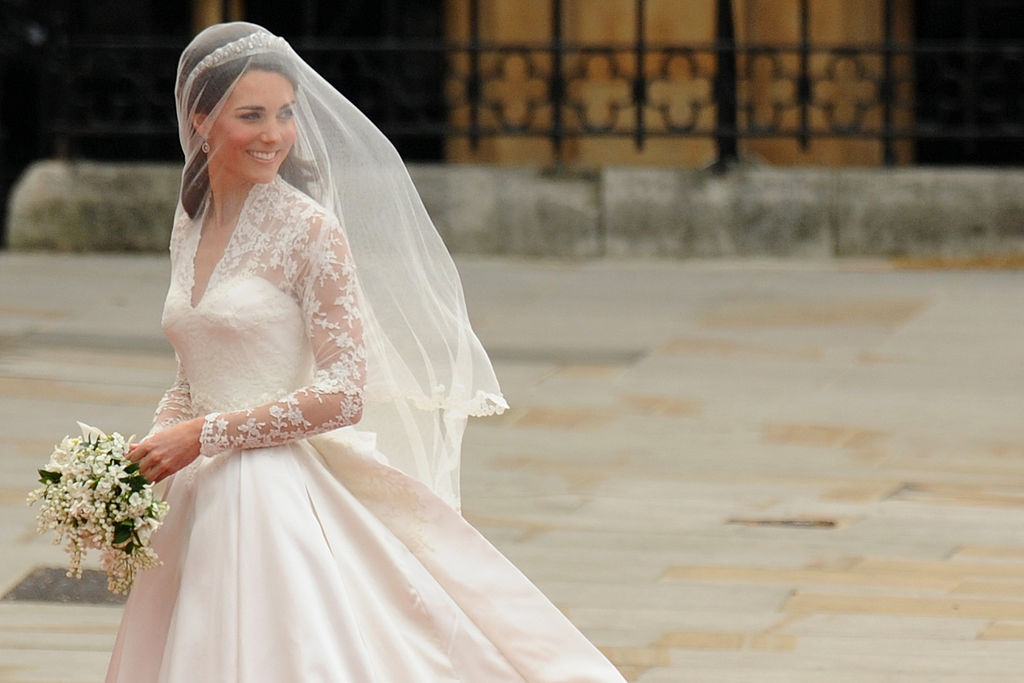 Kate Middleton's Gown