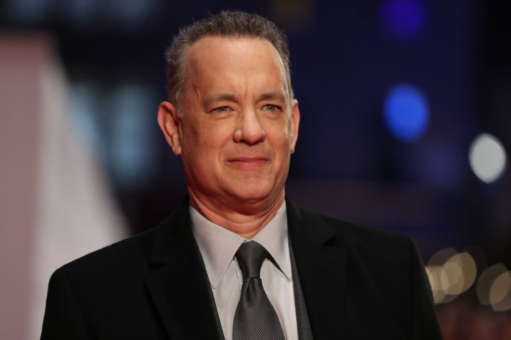 News Of The World Stars Tom Hanks. Enough Said