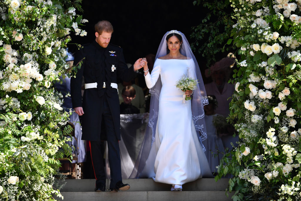 Meghan Markle's Gown