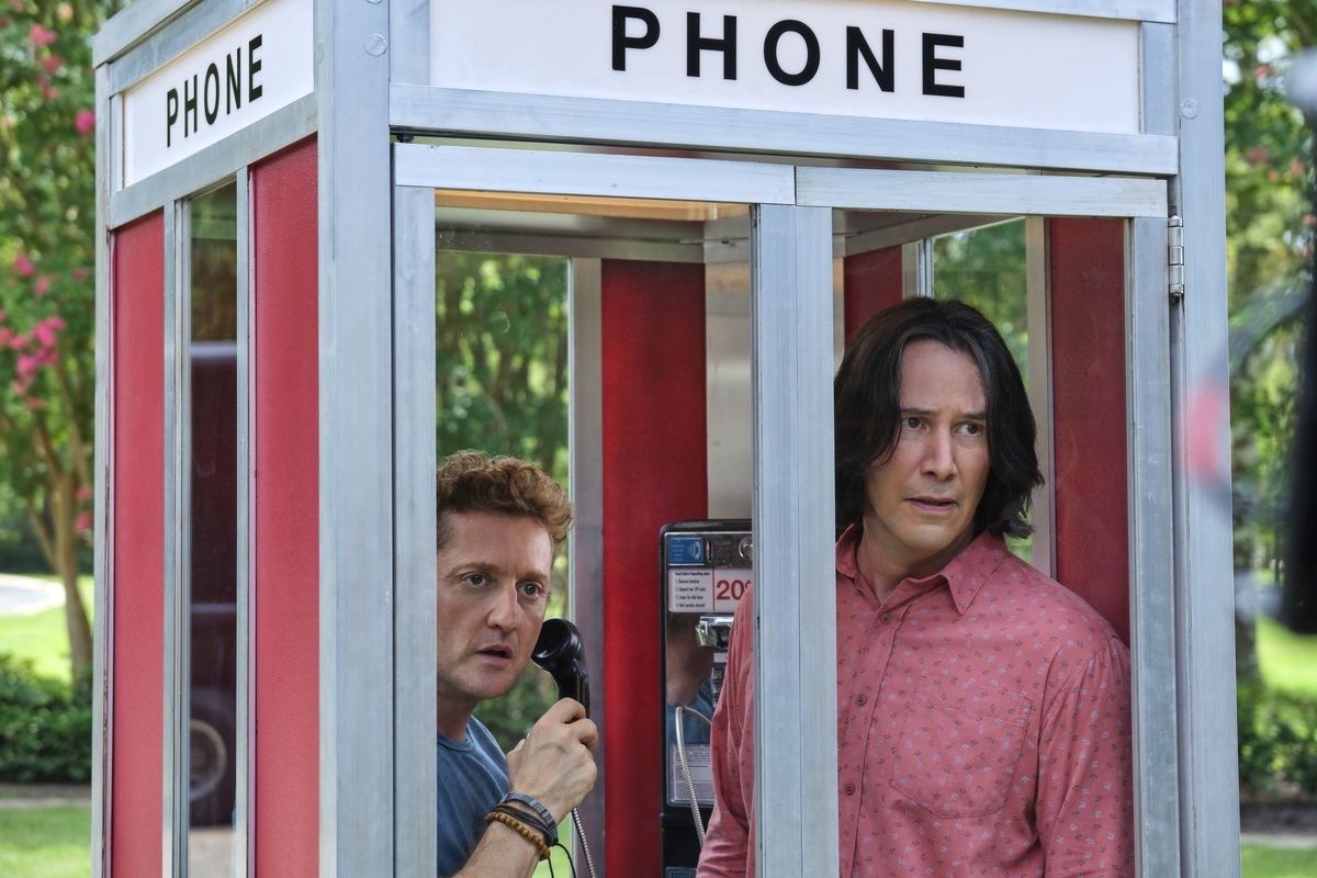 Bill And Ted Face The Music, The Movie We Didn't Know We Needed