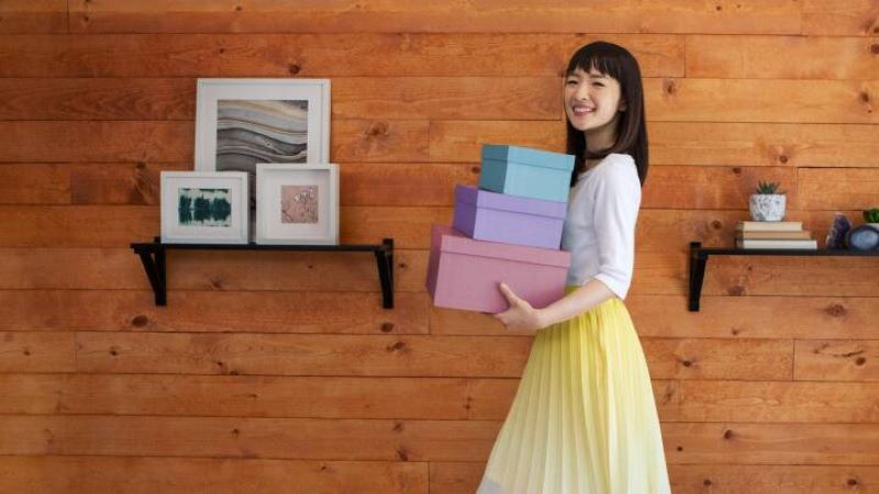 Tidying Up With Marie Kondo Increased Charity Store Donations