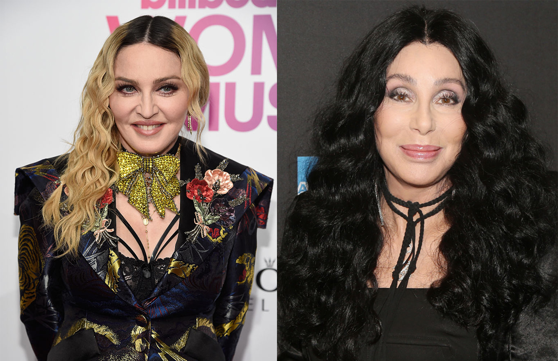madonna-cher-net-worth