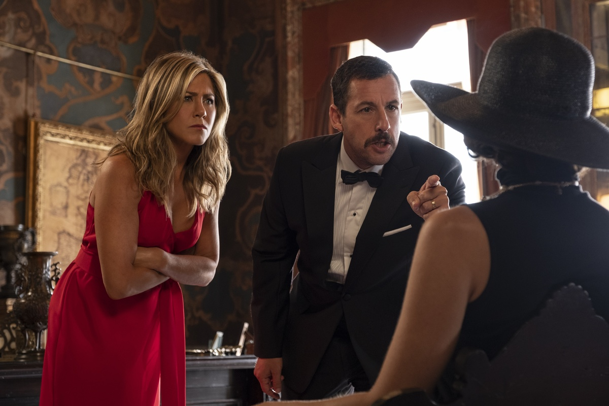 Murder Mystery Is Sandler's Most Successful Movie On Netflix