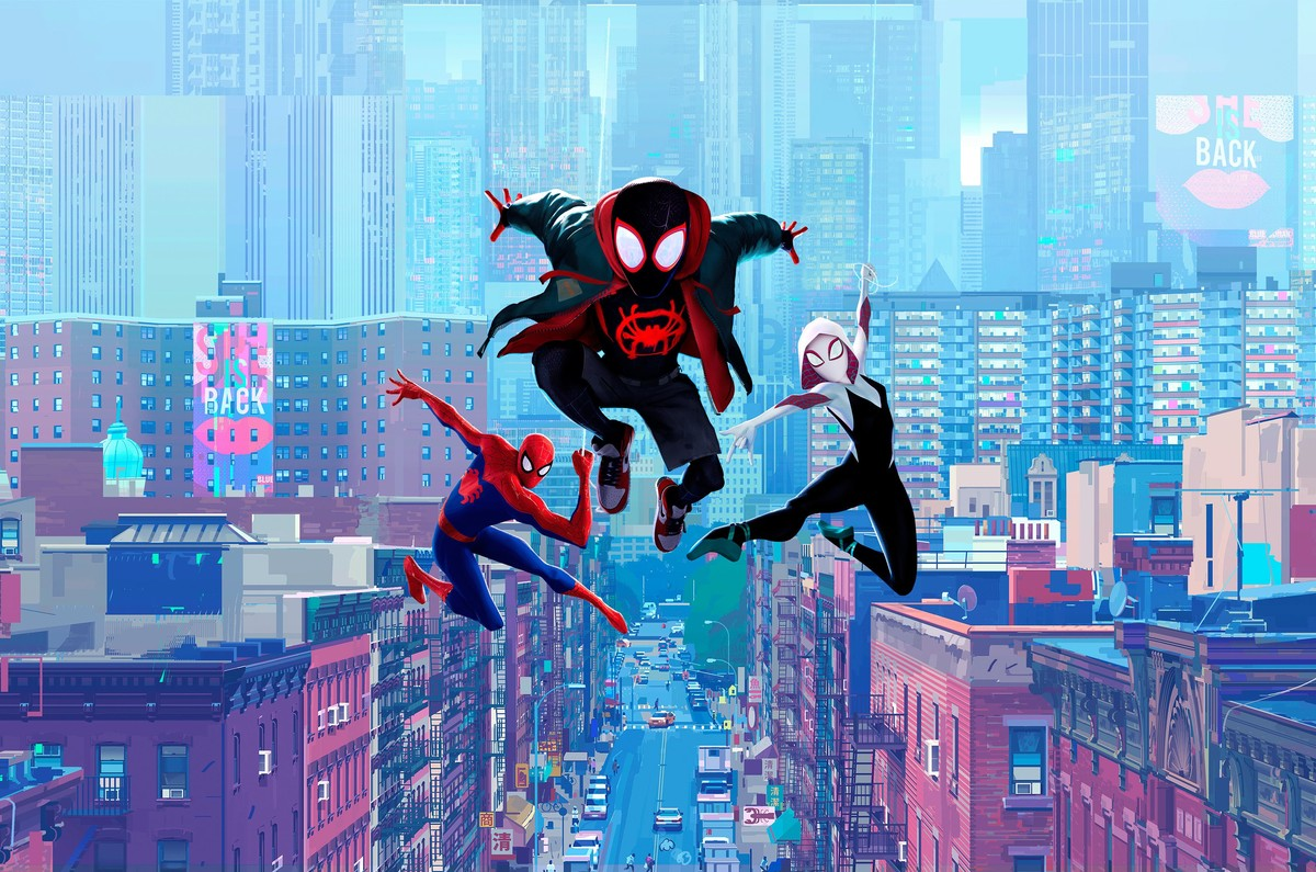 Spider-Man: Into the Spider-Verse Is Visually Beautiful