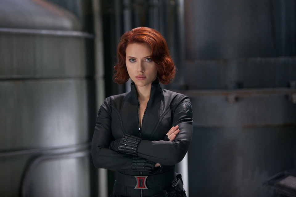 Black Widow (AKA The Film We've Been Waiting For)