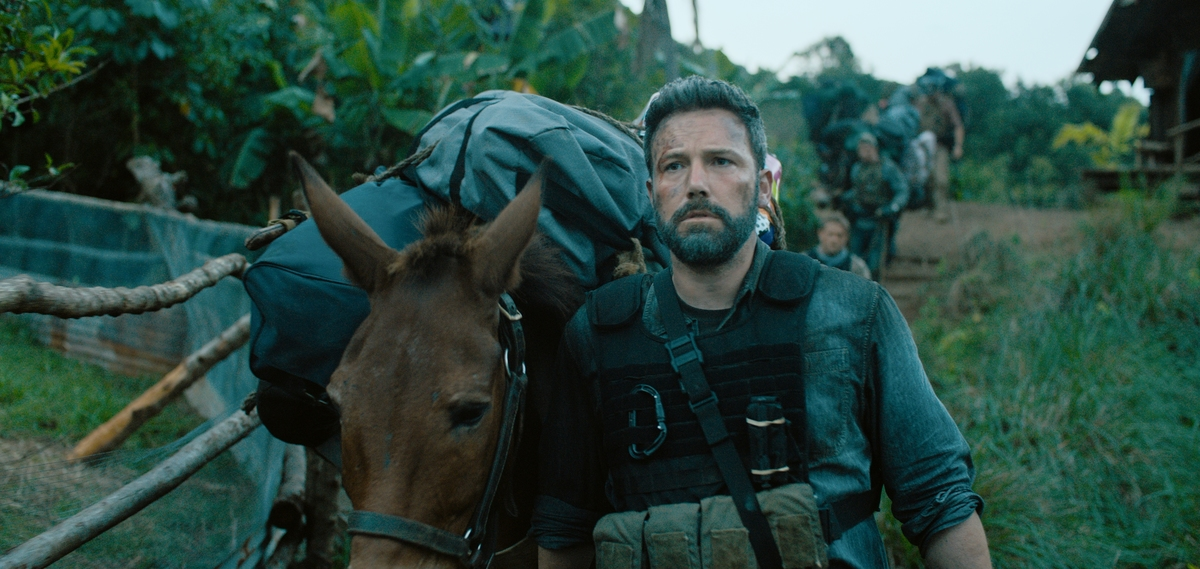 Triple Frontier Was One Of The Best Action Films Of 2019