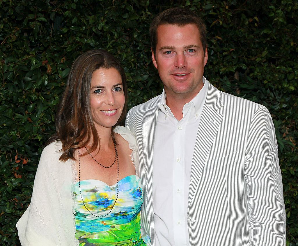 Chris O'Donnell & The School Teacher