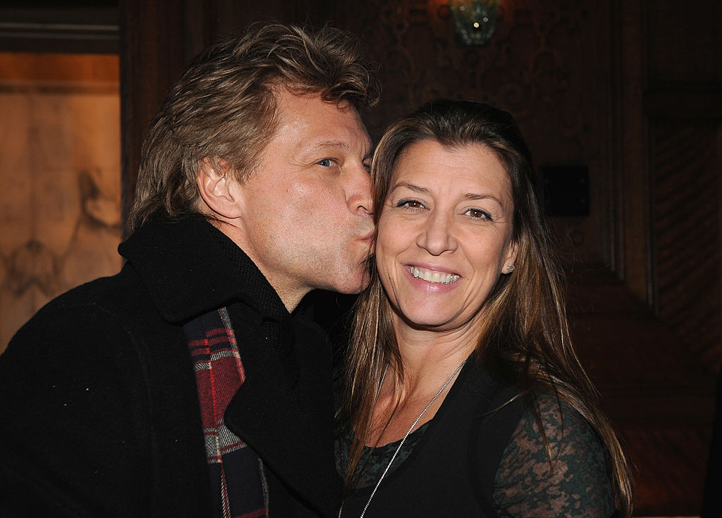 Bon Jovi Married His High School Sweetheart