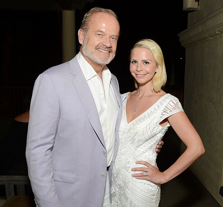 Kelsey Grammar Married A Flight Attendant
