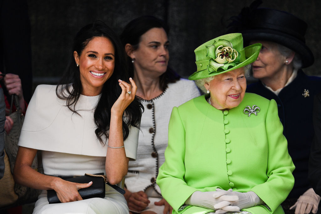 a precious smile on markle