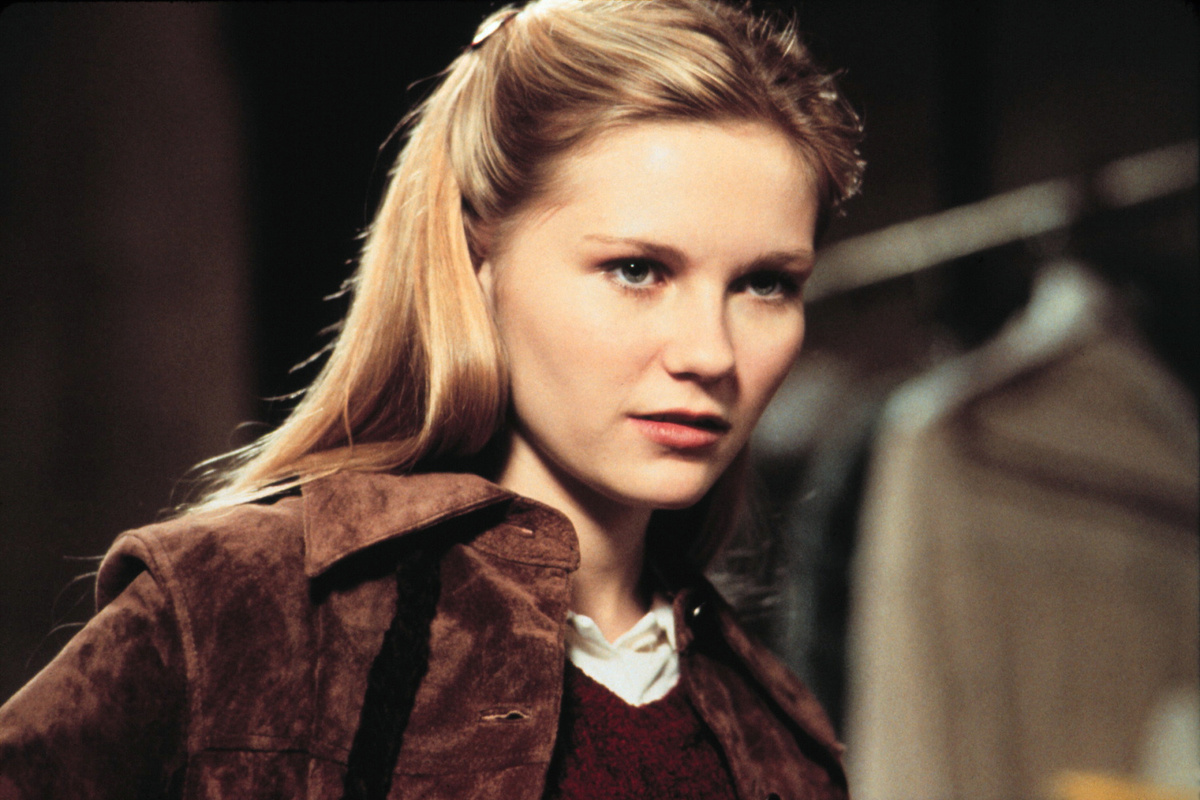 kirsten dunst in a still from small soldiers