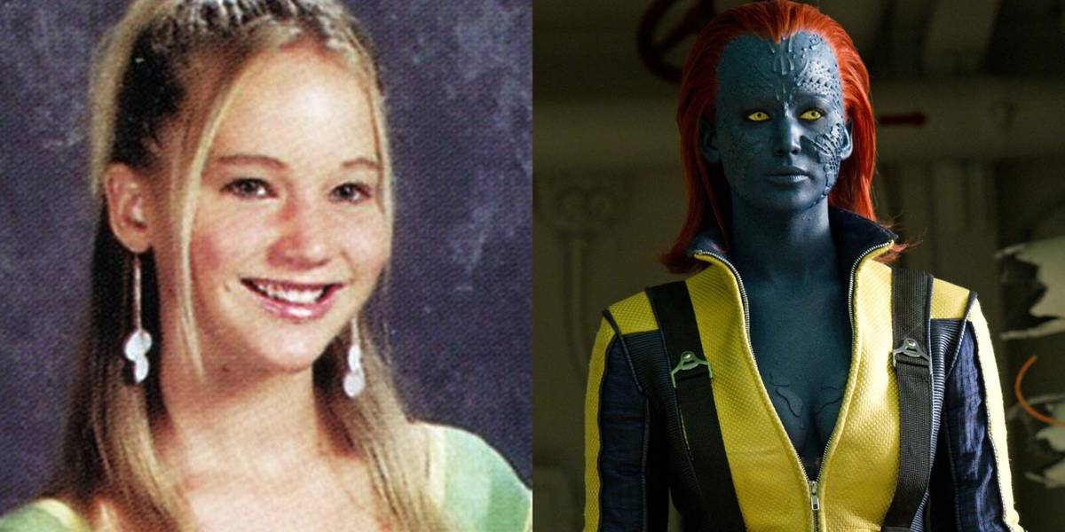 Jennifer Lawrence – Mystique