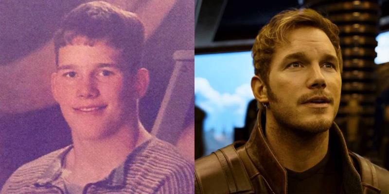 Chris Pratt - Star-Lord
